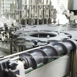 Simple Operation Beer Vodka Wine Filling/Packing for Glass Bottles Machine