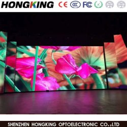 HD Indoor P2.976/P3.91 LED Video Wall Rental Stage Indoor LED Advertising Display Screen