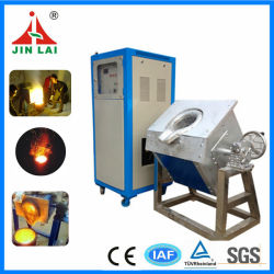 Industrial Iron Aluminum Copper Steel Annealing Electric Induction Melting Furnace