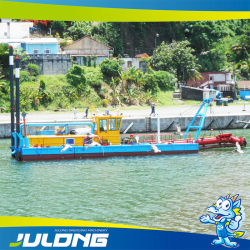 10 Inch Cutter Suction Dredger for Reclamation Works