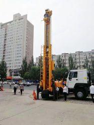 High Quality Popular Agriculture Water Well Drilling Rig Machine Equipment