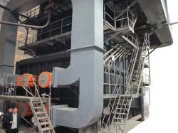 Eco-Friendly and Energy Saving Coal Water Fuel Steam Boiler