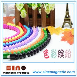 Magnetic Beads Bracelet Mobile Phone USD Data Cable