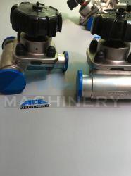 Stainless Steel 316L Sanitary Pneumatic Diaphragm Valve