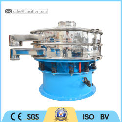 High Precision Vibration Filter Sieve Machine for Clay Slurry