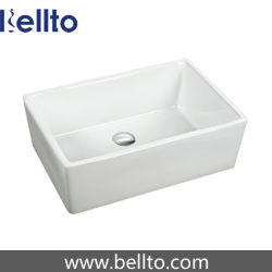 China ceramic kitchen sink ceramic kitchen sink manufacturers square ceramic kitchen sink from bellto sanitary ware 3369b workwithnaturefo