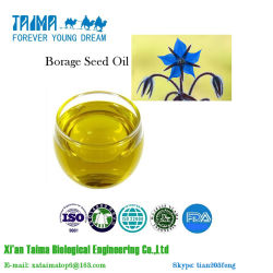 GMP Natural High Quality 98% Borage Seed Oil for Cosmetic Use CAS No. 84012-16-8