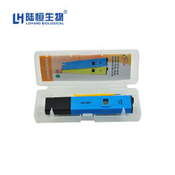 Blue Color Small-Size Digital Ec Test Conductivity Meter (CD-303)
