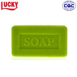 Pure Natural Bath Soap Organic Soap with Lavender Fragrance Green Tea Soap