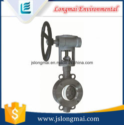 High Quality Ceramic Butterfly Valve for Industry