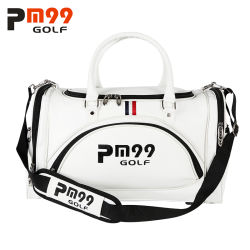 Custom Golf Clothes Bags Golf Travel Double Hand Bags Large Capacity Packages Golf Boston Bag