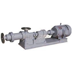 G Type Mini Screw Slurry Pump