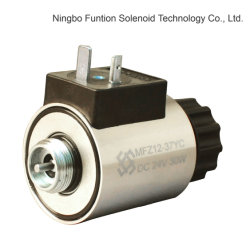 Z12-37/90-Yc/Y Rexroth Series Solenoid Valve. Coil for Rated Voltage 12 24V DC