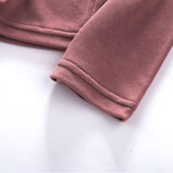 Women Cameo Free Collar Elastic Underwear Shirt