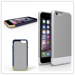 2in1 Glossy Slim Push Slider Phone Cases for iPhone