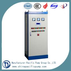 Auto-Transformer Start Pump Control Panel