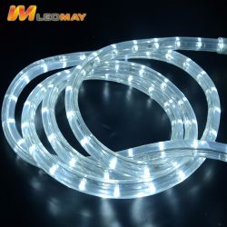 China rope light flat rope light flat manufacturers suppliers high voltage 3 wire led flat rope light for decoration aloadofball Choice Image
