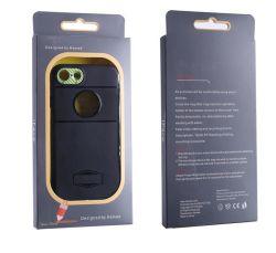 Mobile Phone Case Magnetic Sucker Cat Eye Socket TPU Scrub Phone Shell