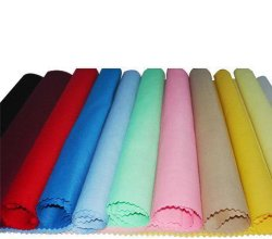 Hot Sale Spun Polyester in Good Price (HFSP)