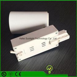 Factory Sales 40W LED Adjustable Spotlight COB White/Black Track Light