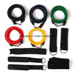 11PCS Resistance Bands Set Gym Equipment