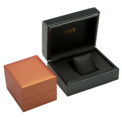 Wooden Watch Case Packing, Paper Jewelry Display Box, Gift Packaging Jewelry Box