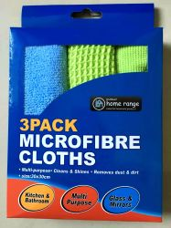 Factory Directly Selling 100% Microfiber Microfiber Cleaning Cloth for Wholesales