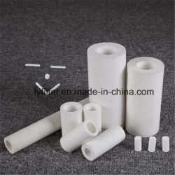 Factory Custom Sintered Polyethylene Porous Plastic Filter Tube for Water Gas Air Filtration
