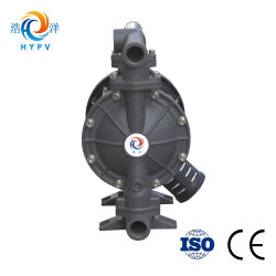 "Aodd Slurry Pneumatic Pump Water Mud Aluminum Alloy Air Double Diaphragm 1"" Pump"