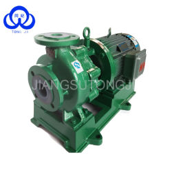 Single-Stage PTFE Mini Liquid Small Flow Rate and Low Head Centrifugal Water Pump