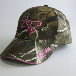 8432ec8b73df2 OEM Custom Embroidery Camo Baseball Hat Fashion Camouflage Cap Hunting Cap