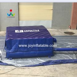 Customized Inflatable Foam Pit Jump Air Bag for Extreme Sports