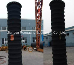 Safety to Use Suction Marine Rubber Hose for Dock