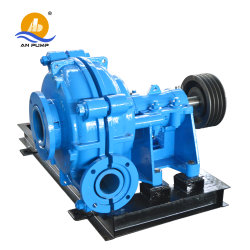 Heavy Duty Industrial Mining Mineral Centrifugal Slurry Pump Spare Parts