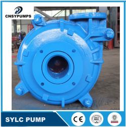 China Centrifugal Mining Chemical Industry Slurry Pump with Electric Motor