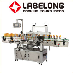 6000bph Capacity Round Bottle Adhesive Labeling Machine with Factory Sale Price