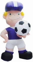 Inflatable Boy Fixed Cartoon Character, Man Costume