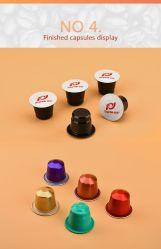 Coffee Capsule Pods, Empty Coffee Nespresso with Aluminum Lids