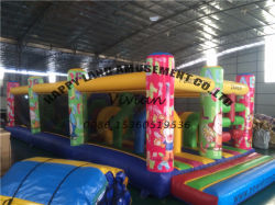 Fun Game Inflatable Obstacle Play House