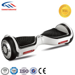 Powerboard by Hoverboard - (SAFE UL 2272 CERTIFIED) White - 2 Wheel Self Balancing Scooter with LED Lights - Hands Free Battery Powered Electric Motor