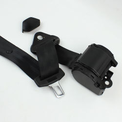 Feb003 Elr 3 Point Safety Belt Universal Car Safety Belt with Emergency Locking Function