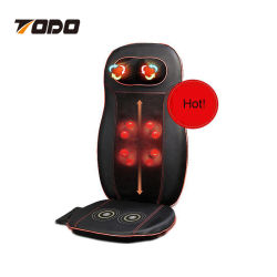 Chair and Car Seat Shiatsu Massage Cushion