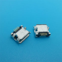 Best Selling SMT Micro USB B 5 Pin Female Connector