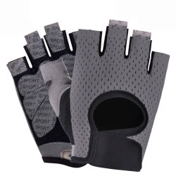 Sport Weight Lifting Half-Finger Fitness Gym Gloves