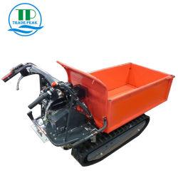 2019 Wholesale 6.5HP 500kg Mini Crawler Dumper
