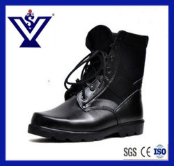 Skid Resistance Army Combat Boots with Steel Toe (SYSG-006)