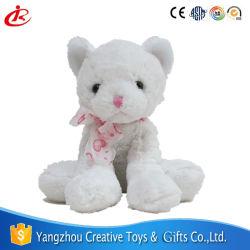 Lovely Soft Toy Plush Stuffed Animal White Cat for Kids