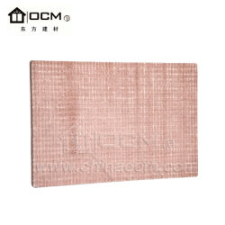 Gray Light Weight Building Material Board