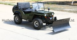 0.5kw New Electric Mini Jeep with Lithium Battery