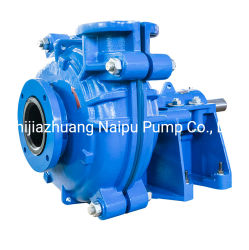 Heavy Duty and Wear-Resistant Slurry Pump for Mining Processing